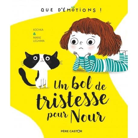QUE D'EMOTIONS ! - T04 - UN BOL DE TRISTESSE POUR NOUR