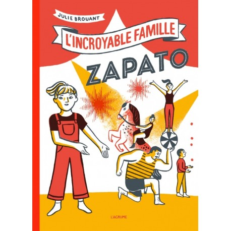 L'INCROYABLE FAMILLE ZAPATO
