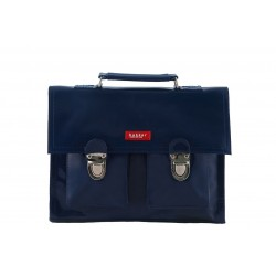 MINI CARTABLE VINYLE NAVY