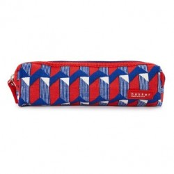 TROUSSE CANVAS WATANABE RED