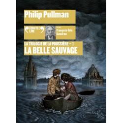 LA TRILOGIE DE LA POUSSIERE - T01 - LA BELLE SAUVAGE - AUDIO