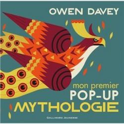 MON PREMIER POP-UP DE LA MYTHOLOGIE - 15 CREATURES FANTASTIQUES
