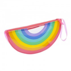 TROUSSE TRANSPARENTE - RAINBOW