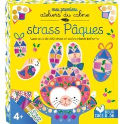 STRASS PAQUES - MINI-BOITE AVEC ACCESSOIRES
