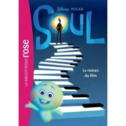 BIBLIOTHEQUE DISNEY - SOUL - LE ROMAN DU FILM