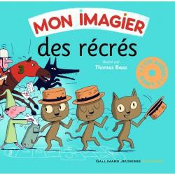 MON IMAGIER DES RECRES