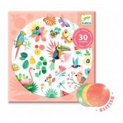 STICKERS TEXTURE - PARADISE