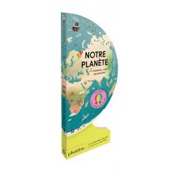 NOTRE PLANETE - TON PREMIER LIVRE DE GEOGRAPHIE