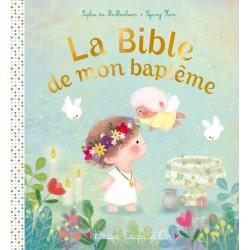 LA BIBLE DE MON BAPTEME