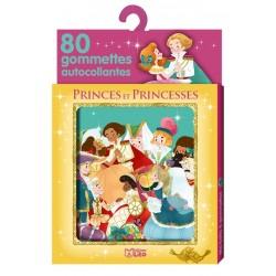 GOMMETTES PRINCES PRINCESSES