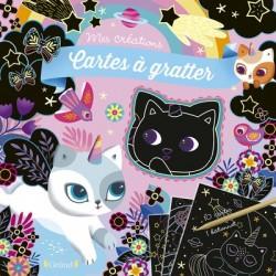 CARTES A GRATTER - CHATONS MAGIQUES