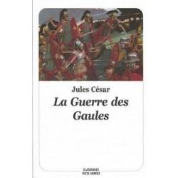 GUERRE DES GAULES (TEXTE ABREGE) - NOUVELLE EDITION (LA)