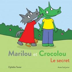 MARILOU ET CROCOLOU - LE SECRET