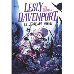 LESLY DAVENPORT, TOME 02 - LESLY DAVENPORT ET L'EPREUVE MOISIE