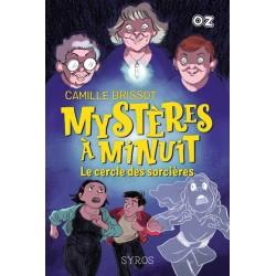 MYSTERES A MINUIT - TOME 2 LE CERCLE DES SORCIERES - VOL02