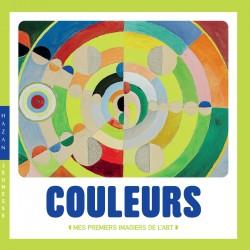 COULEURS - MES PREMIERS IMAGIERS DE L'ART
