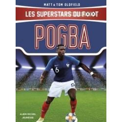 POGBA - LES SUPERSTARS DU FOOT