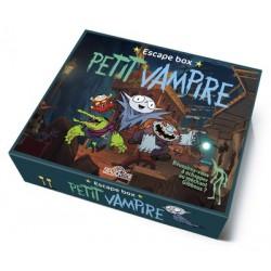 PETIT VAMPIRE - ESCAPE BOX - ESCAPE GAME ENFANTS - DE 2 A 5 JOUEURS - DES 8 ANS