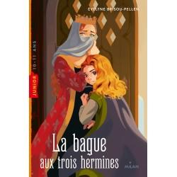 LA BAGUE AUX TROIS HERMINES