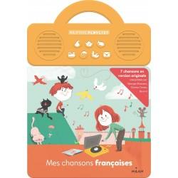 MES CHANSONS FRANCAISES