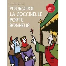 POURQUOI LA COCCINELLE PORTE BONHEUR