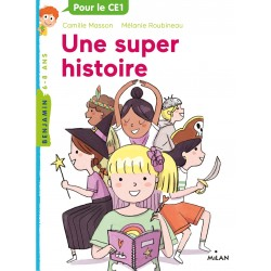 UNE SUPER-HISTOIRE