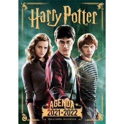 AGENDA HARRY POTTER 2021-2022