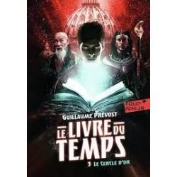 LE LIVRE DU TEMPS - VOL03 - LE CERCLE D'OR