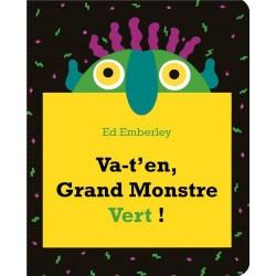 VA-T'EN GRAND MONSTRE VERT !