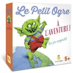 LE PETIT OGRE, LE JEU - A L'AVENTURE !