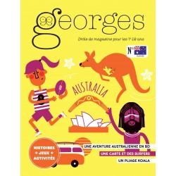 GEORGES N 52 - AUSTRALIE - JUIN JUILLET 2021
