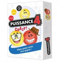 PUISSANCE 4 - MON JEU DE CARTES