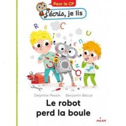 LE ROBOT PERD LA BOULE