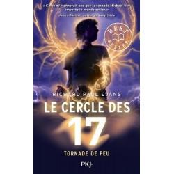 LE CERCLE DES 17 - TOME 5 TORNADE DE FEU - VOL05