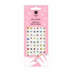 STICKERS ONGLES ENFANT - HAPPY NAILS