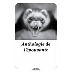 ANTHOLOGIE D'EPOUVANTE