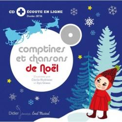 COMPTINES ET CHANSONS DE NOEL - RELOOK