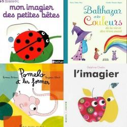 Imagiers, premières notions