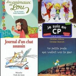 Premières lectures 6 - 8 ans